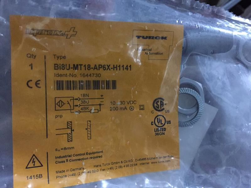 TURCK BI8U-MT18-AP6X-H1141