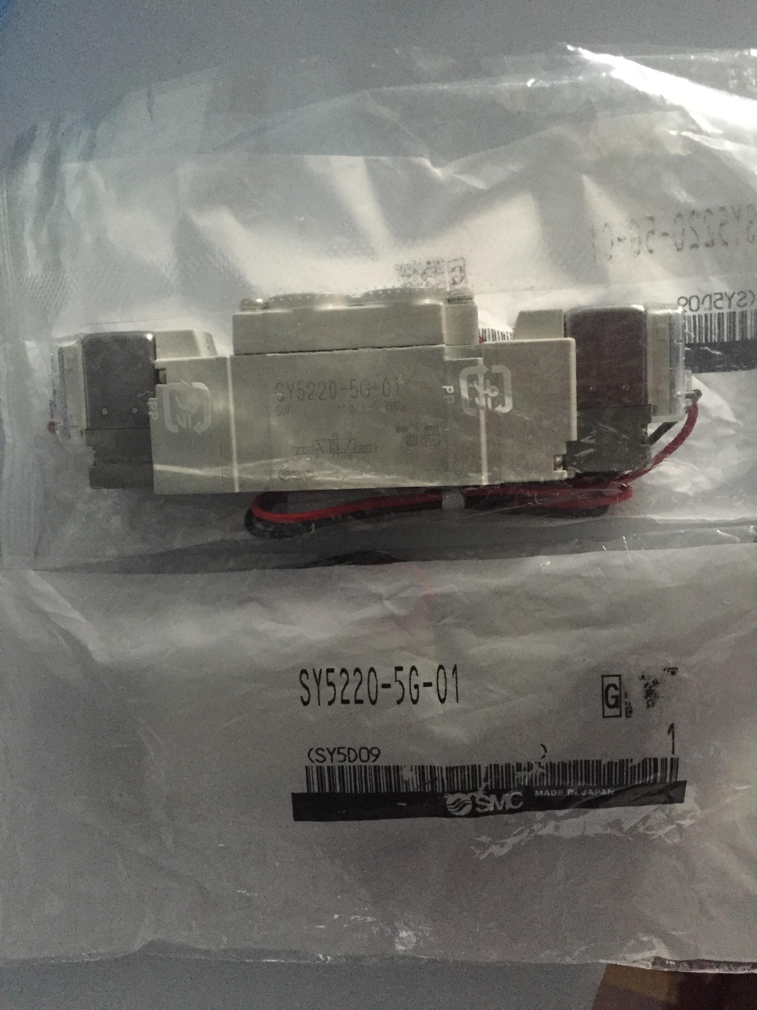 Van điện từ SMC SY5220-5G-01