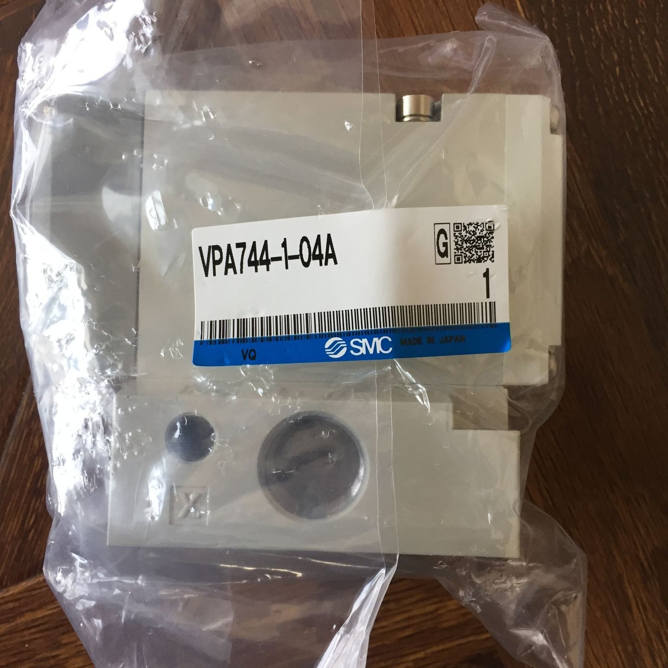 Van điện từ SMC VPA744-1-04A