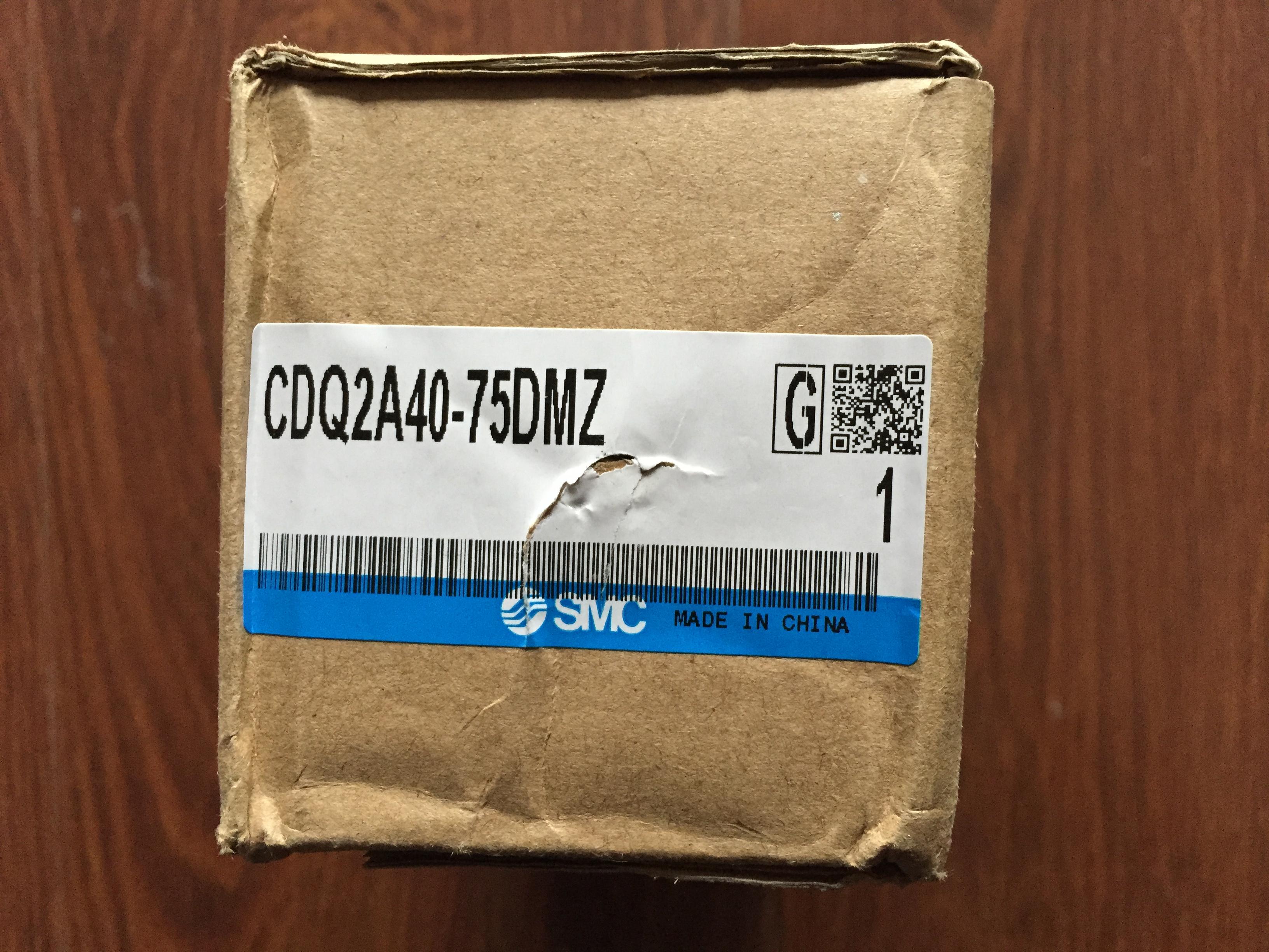 Xylanh SMC CDQ2A40-75DMZ