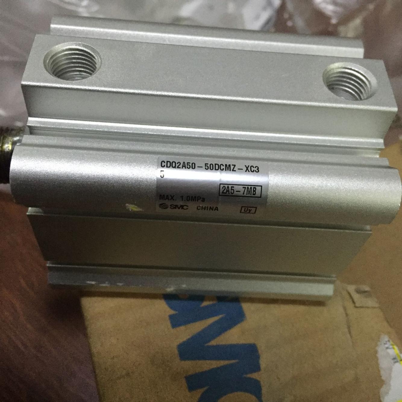 Xylanh SMC CDQ2A50-50DCMZ-XC3