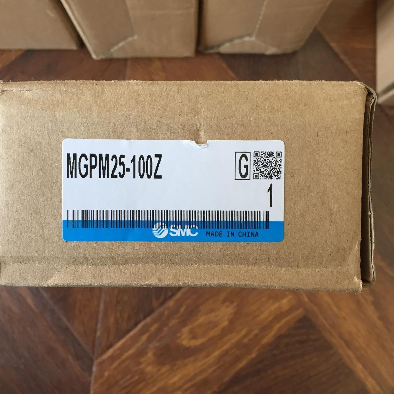 Xylanh SMC MGPM25-100Z
