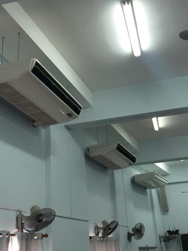 Máy lạnh áp trần Daikin FHA140BVMV- Inverter - giá rẻ toàn thị trường