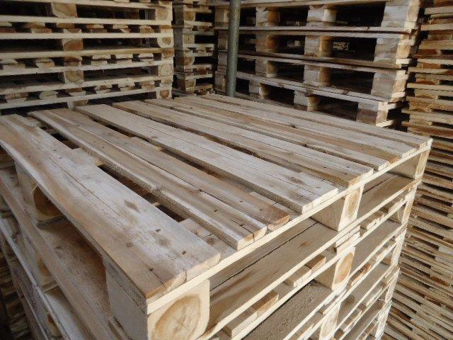 Pallet gỗ giá rẻ không sâu mọt tại Tp.HCM