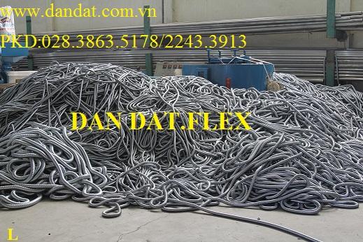 Ống thép luồn dây điện/Khớp nối mềm/ống mềm inox