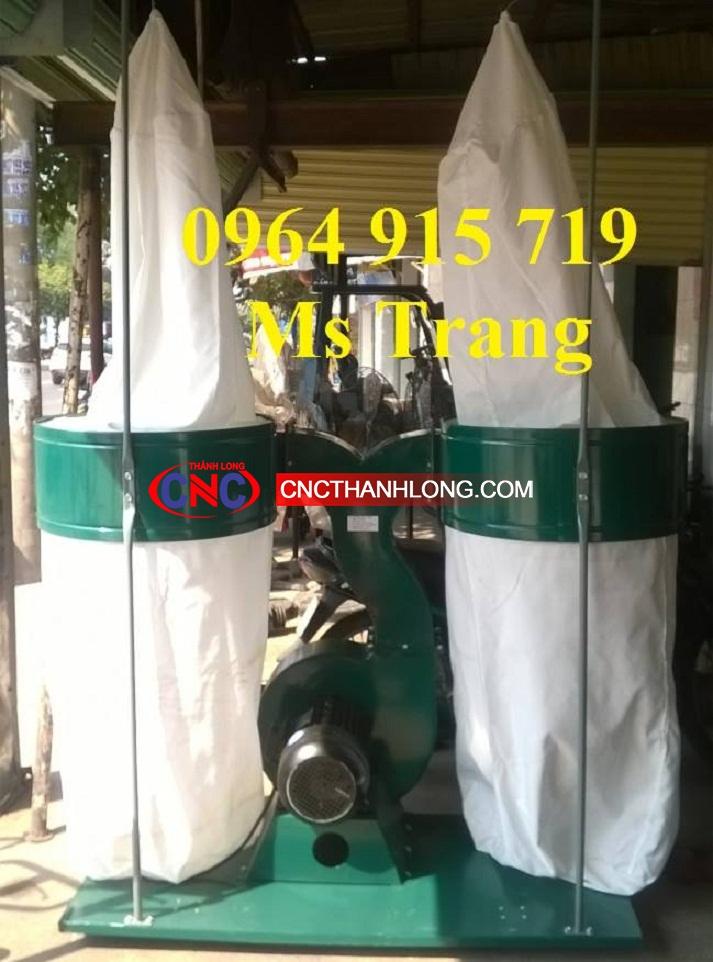 Máy hút bụi công nghiệp 2 túi vải,ống hút bụi, máy đục gỗ vi tính tại Hà Nội