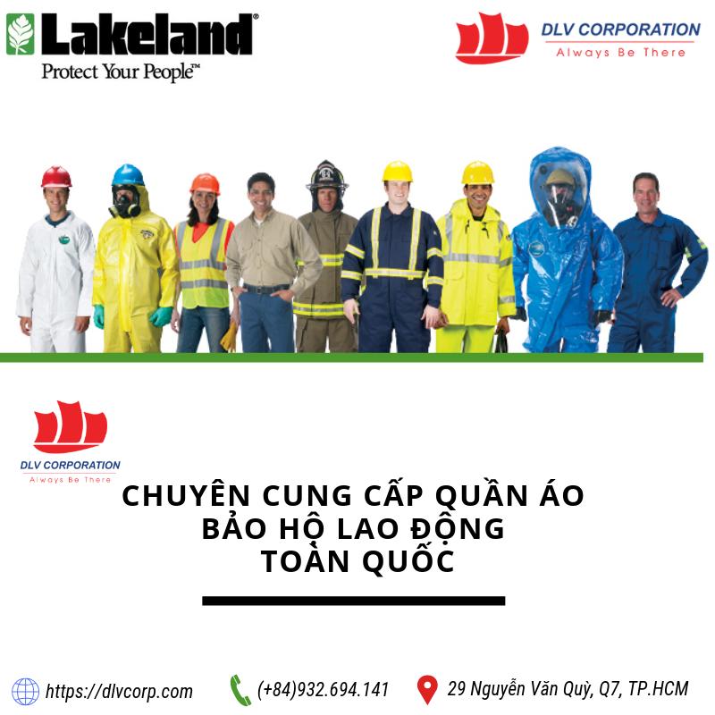 Cung cấp quần áo bảo hộ lao động toàn quốc