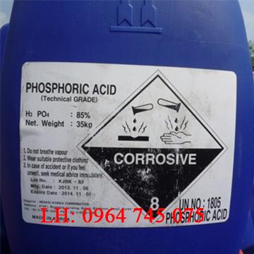 Axit photphoric H3PO4