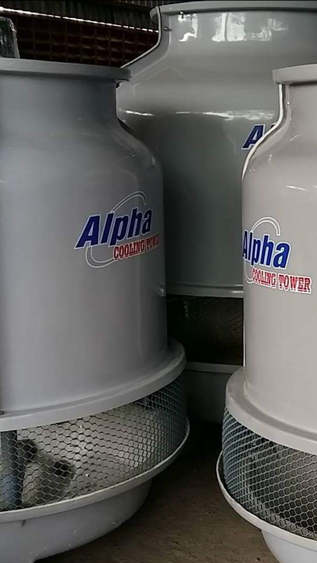 ALPHA VINA COOLING TOWER