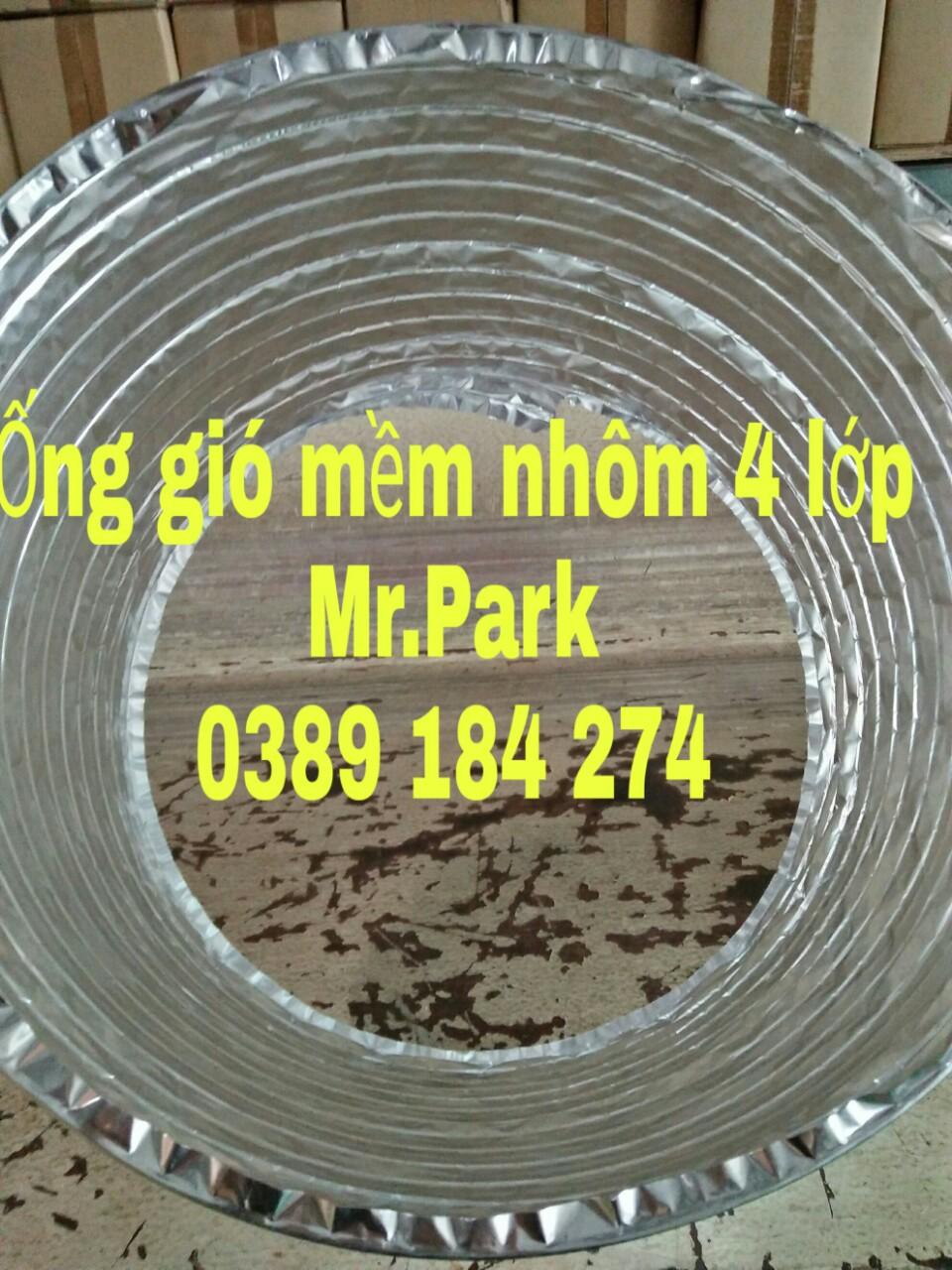Ống gió mềm Mr.Park
