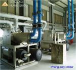 Sửa chữa - Bảo dưỡng chiller, hệ thống lạnh
