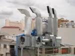 Hệ thống thông gió, hút khí thải, cấp gió tươi,