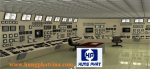 Bảo trì thiết bị điện nhà máy.