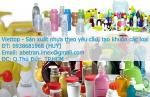Sản xuất nhựa theo yêu cầu, gia công, làm khuôn, thổi, ép nhựa