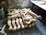Xưởng sản xuất thi công nội thất đồ gỗ tân cổ điển