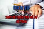 Dịch vụ báo cáo tài chính nội bộ