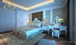 Thiết kế nội thất biệt thự tân cổ điển 2202