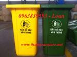 Cung cấp thùng rác công cộng