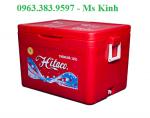 thùng đá nhựa 200l, bán thùng giữ lạnh 450l, thung da