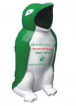 sản xuất thùng rác composite 120l, 240l, 660 lít bền rẻ