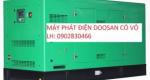 Cung cấp máy phát điện Doosan nhập khẩu, giá tốt.
