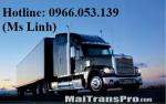 Dịch vụ vận tải hàng hóa cả nước