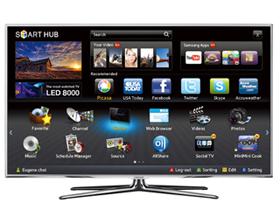 Samsung Smart TV đạt toàn bộ tiêu chuẩn 3D