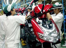 HVN xuất xưởng chiếc xe máy thứ 10 triệu