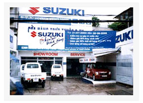 Suzuki VN đầu tư 13 triệu USD lắp ráp ôtô