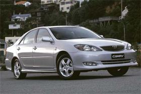 Toyota triệu hồi 320 xe Camry