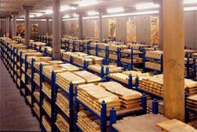 Doanh nghiệp hàng không muốn xây kho chứa vàng