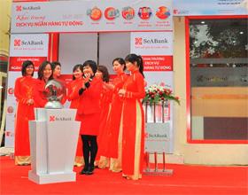 Bước tiến mới của dịch vụ ngân hàng tự động tại Việt Nam