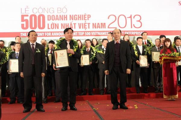 Top 500 doanh nghiệp lớn nhất Việt Nam