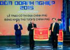 CADI-SUN: Doanh nghiệp tiêu biểu của Thủ đô năm 2015