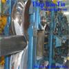 Sản xuất và ứng dụng ống thép dân dụng