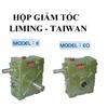 HỘP GIẢM TỐC LIMING - TAIWAN - E - EO ( CUNG CẤP CO & CQ ) hung dong phat