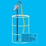 Bơm dầu thùng phuy/ tay quay