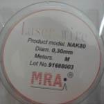 Dây hàn laser NAK55