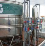 Cột xử lý nước nhiễm phèn