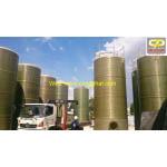 bồn chứa hóa chất composite frp
