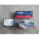 Kính Uvex, +1.5 Clear Lens, Black Frame, P/N: S3761. Maker: Uvex - USA