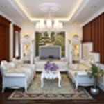 Thiết kế nội thất tân cổ điển đẹp tại Hà Nội