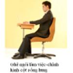 Sáng chế gối, ghế chỉnh hình cột sống