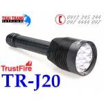 Đèn pin Led 12 bóng T6