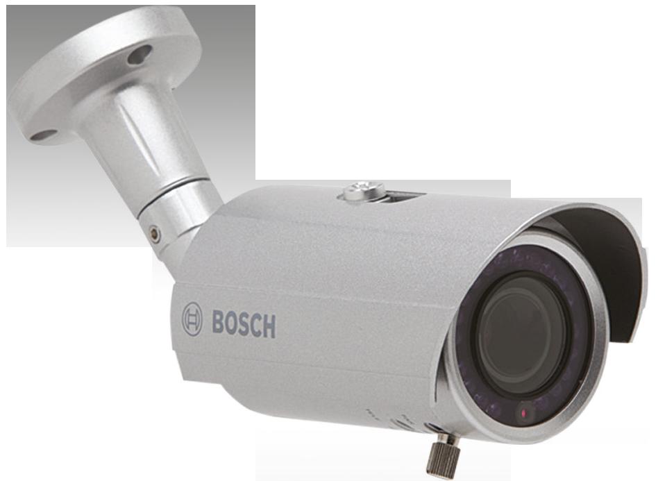 WZ18 Integrated IR Bullet Camera