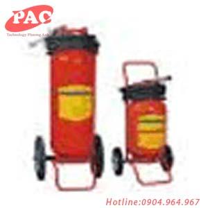 Xe đẩy chữa cháy co2