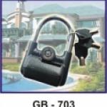 KHOÁ CHỐNG TRỘM BÁO ĐỘNG LIFESAFETY GB-703