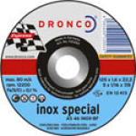 Da cat Inox / Inox cutting disc