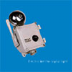 Electric bell for signal light
