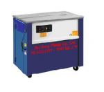 0906389234 - Máy đai niềng thùng EX-100 Đài Loan, máy niềng đai nhựa hàn nhiệt, máy rút dây đai